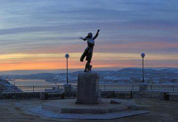 Monument « en attente » à Mourmansk – un monument aux femmes qui peuvent attendre