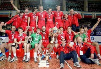 « Locomotive » (Novossibirsk) – club de volley-ball avec une riche histoire