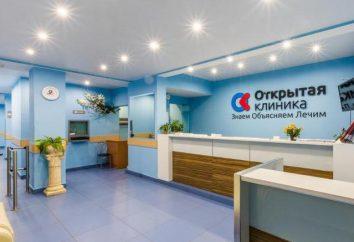 Centrum Dikul w Kuntsevo: opinie, adres, telefon