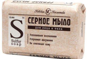 savon Soufre « cosmétiques Neva »: avis et notes