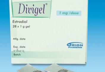 """Il farmaco """"Divigel"""": recensioni, descrizioni, applicazione"""
