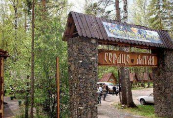 """Centro turístico """"Corazón de Altai"""": descanso, la descripción, los servicios"""