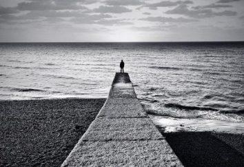 Pojedyncze osoby. zwalczanie samotność