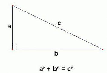 La historia del teorema de Pitágoras. la prueba