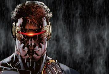 """Cyclops """"Marvel"""" – um personagem no universo Marvel Comics. Cyclops Marvel Comics: descrição, características, força, capacidade"""
