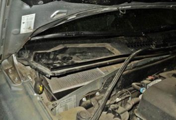 """Chevrolet Niva-"", filtro abitacolo: la sostituzione. la produzione di Chevrolet Niva di GM-AvtoVAZ"