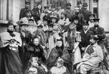 Rússia na virada de 19-20 séculos: o desenvolvimento sócio-económico