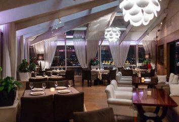 """Ristorante """"Kalina Bar"""" di Mosca: descrizione, menu e recensioni"""