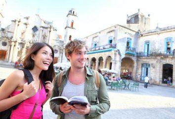 producto turístico – ¿qué es esto? Características y tipos