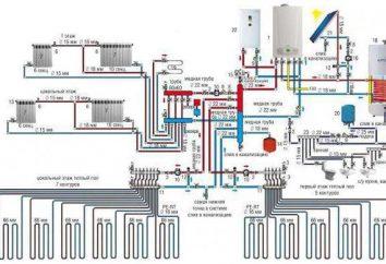 Okablowania elektrycznego kotła do systemu grzewczego. ogrzewania kotłów elektrycznych w domach prywatnych