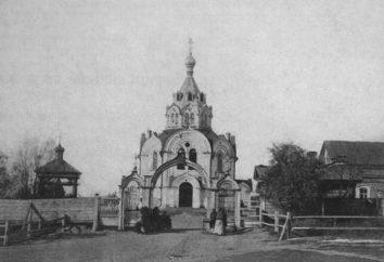 Samara ortodossa. All Saints Church