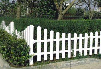 clôtures à gazon – protection ou de décoration?