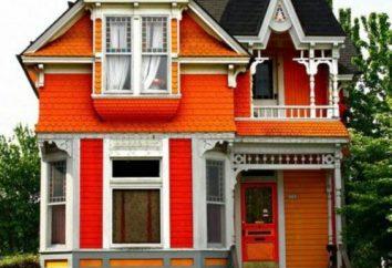 Comment choisir un matériau de façade: des conseils et des avis d'experts