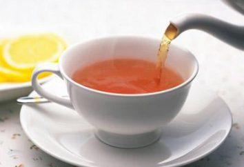 Herbata napój: opis. Przepisy napojów herbacianych