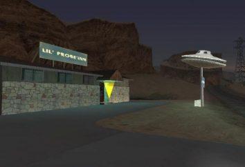 """Dove trovare l'UFO in """"GTA San Andreas"""" e """"GTA 5""""?"""
