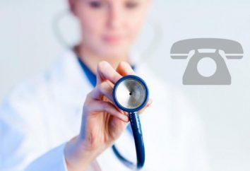 Jak zadzwonić w domu lekarza – dzielnicę i dzieci?