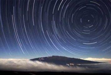 Quale direzione mostra la stella polare, e come trovarlo nel cielo stellato?