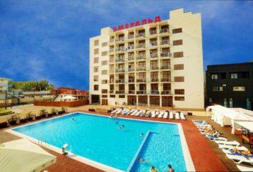 """Hotel """"Emeraude"""", Description Anapa photos et commentaires client"""