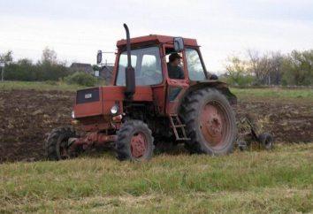 Tracteur LTZ-55: spécifications et commentaires