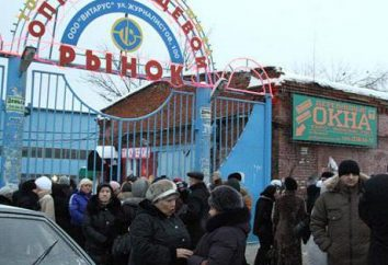 """""""Wietnamski rynek"""" w Kazaniu: trudności i transformacja"""