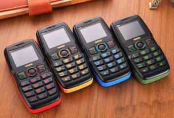 Téléphone Admet B30: commentaires des propriétaires. Instruction, aperçu