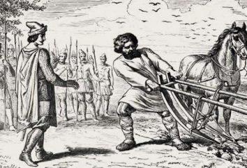 Volga Sviatoslávich: caracterización del héroe