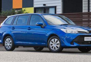 """Toyota Corolla"" (Wagen): Beschreibung, Spezifikationen, Preise"