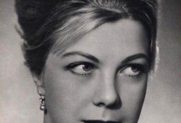 Aktorka Nosova Tamara Makarovna: biografia, życie osobiste, pochodzenie, przyczyna śmierci zdjęcie