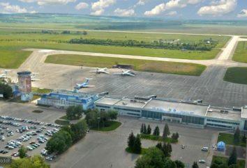 """""""Ufa"""" – un aeroporto internazionale un livello moderno di servizi"""