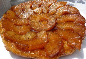 Ananas Changeling – un gâteau avec un bon goût