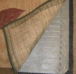 Choisissez un plancher chaud sous le tapis: électrique, mobile, infrarouge. plancher chaud sous le tapis avec ses mains