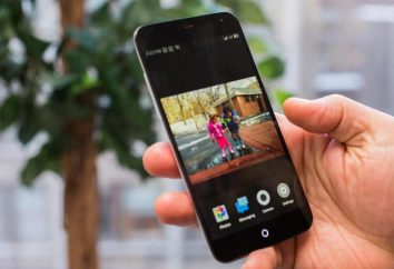 Telefony Meizu: opinie. Telefon Meizu MX 4