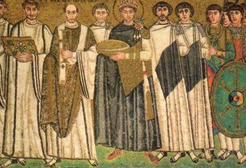 Quelles sont les réalisations du célèbre Empire byzantin sous Justinien? L'époque de Justinien