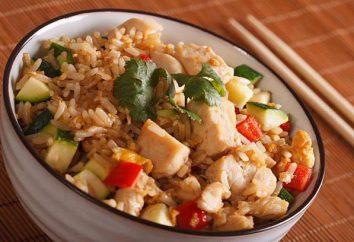 Tyahan frango: descrição e métodos de preparação de refeições