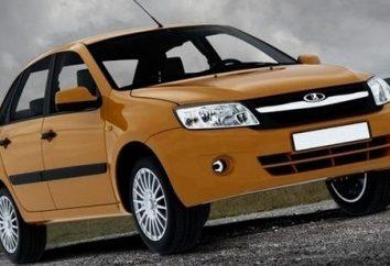 Lada Granta hatchback – um jogador novo no segmento de orçamento