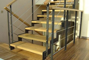 Nous fabriquons un escalier en métal au deuxième étage. Faire une échelle en métal avec vos propres mains