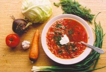 Come cucinare la zuppa? Ricetta due opzioni inusuali