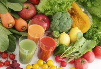 Les meilleurs aliments pour le nettoyage du corps