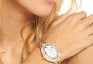 Uhren für Frauen mit Kristallen