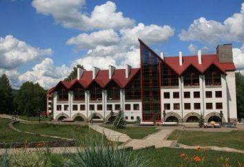 """Sanatorium """"Krasnousolsk"""" (Bashkiria): riposo, trattamento, prezzi, foto e recensioni"""