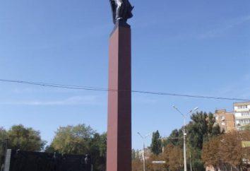 Monument Rog Krivoï Rog. Les plus célèbres monuments de la ville