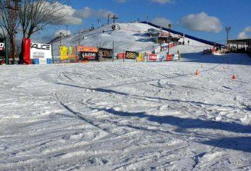 """La station de ski dans le """"sermon"""": description, adresse. Complexe sportif « Kant »"""