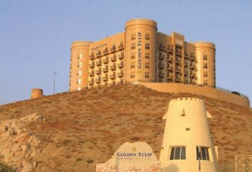 Hotel Golden Tulip Khatt Springs Resort Spa 4 * (United Arab Emirates, Ras el Jaima): opiniones