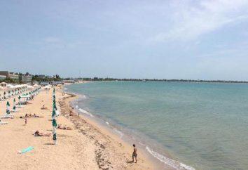 """Beach """"Cote d'Azur"""" (Yevpatoriya): descrizione, foto, recensioni di turisti"""