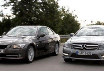 """""""BMW"""" oder """"Mercedes"""" – was ist besser? Die Wahl zwischen den beiden deutschen Führern"""