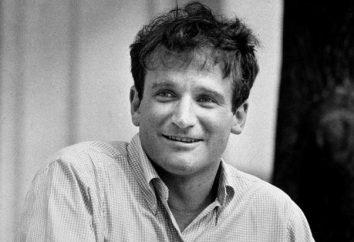 El actor de Hollywood Robin Williams: la causa de la muerte. Biografía, mejores películas