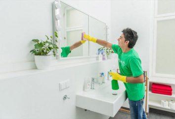 Detergente universal y agente de limpieza: resumen, tipos, composición y comentarios