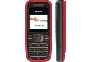 """""""Nokia 1208"""": especificaciones técnicas, fotos y comentarios"""