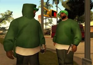 """Come in """"GTA: San Andreas"""" per assumere una banda? Qual è la reputazione?"""