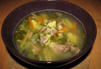 Recetas de la salmuera con el pepino y el arroz. Pepinillo con encurtidos y arroz: multivarka receta